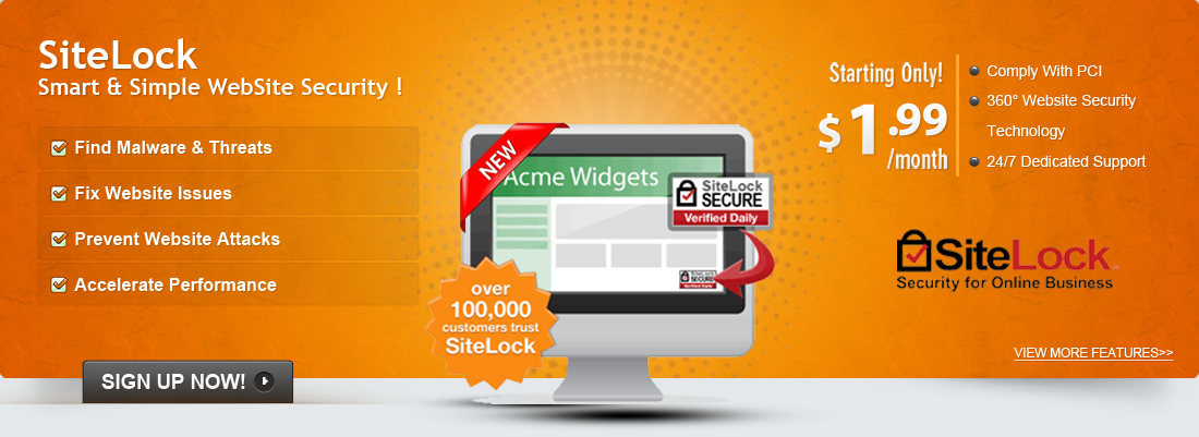 Secure Your Website Now from Viruses, Hackers, Identity Theft & SEO Blacklists !