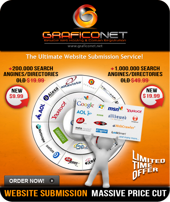 graficonet Massive Price Cut For Graficonet WebSite Submission