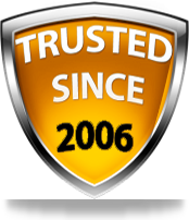 Registered and Trusted Company from 2006